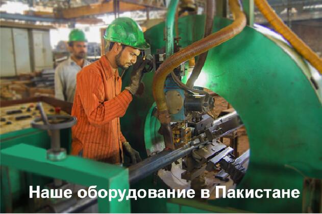 Линии производства конических круглых и многогранных опор