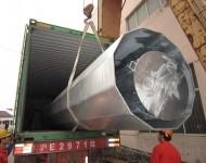 Способы доставки оборудования из Китая