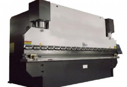 Тандемный листогибочный пресс сварки многогранных опор длина 3000 mm