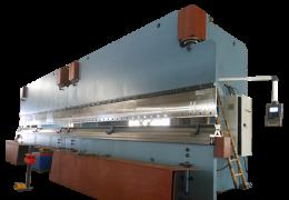 Станки для гибки листов металла с ЧПУ по производству граненых опор освещения длина 6000 mm