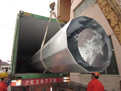 Доставка Линии производства Конических из стального рулонного листа