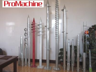 Ротационно-ковочный Оборудование для производства винтовых свай
