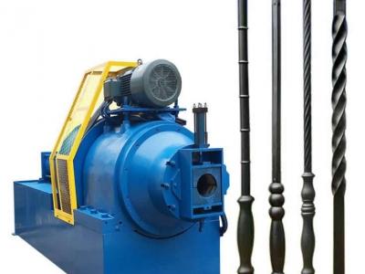 Ротационно-ковочный станок для производства опоры и столбов уличного освещения